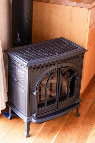 Sol Haus Design tiny home stove