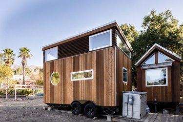 Sol Haus Design tiny home.
