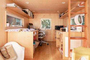 Sol Haus Design tiny home office
