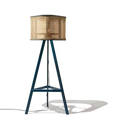 Cane Floor Lamp, $600