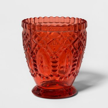 Opalhouse Red Votive Candle Holder