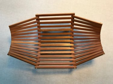 Danish Wood Bread Basket, $35.19