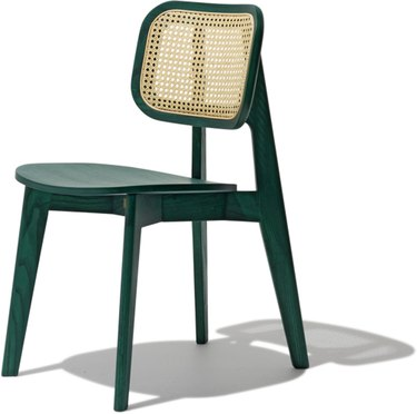 Cane Dining Chair, $575