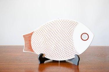 Fish Trivet, $40