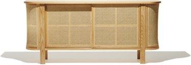 Cane Sideboard, $2,600