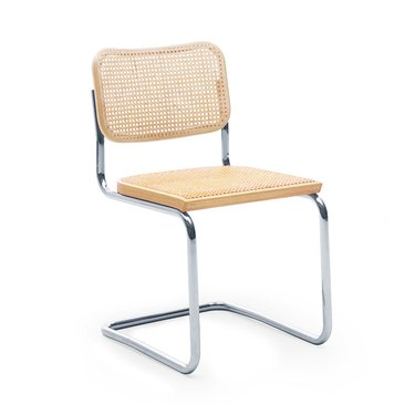 Classic Cesca Chair by Marcel Breuer, at Knoll
