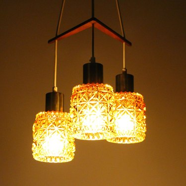 1960s Scandinavian Hanging Lights, $433.93