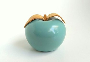 Aarikka Finland Decorative Apple, $29.33