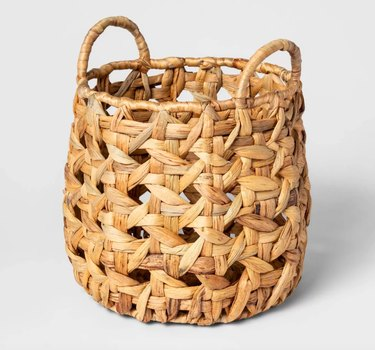 Threshold Open Weave Basket, $18.99