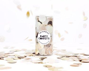 colroful confetti pack