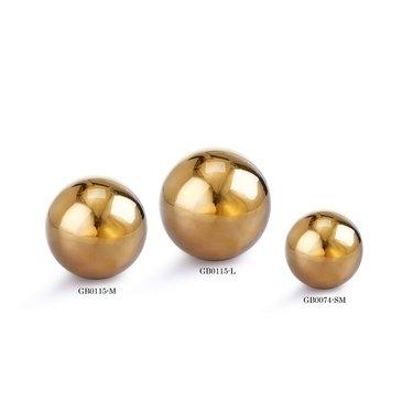 gold sphere set