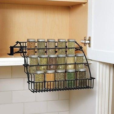 rubbermaid spice rack