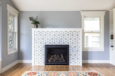 Thundercloud Gray Paint Color by Benjamin Moore