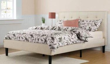 zipcode design leonard platform bed