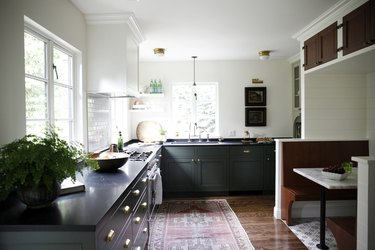 Craftsman Interior Paint Color Inspiration for kitchen