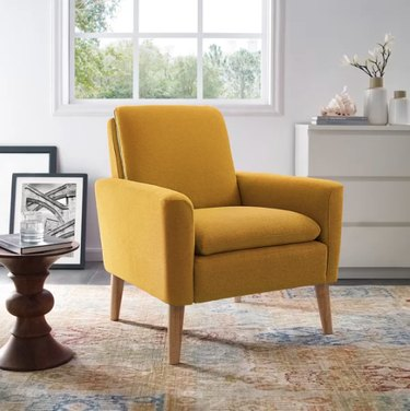 george oliver butler armchair