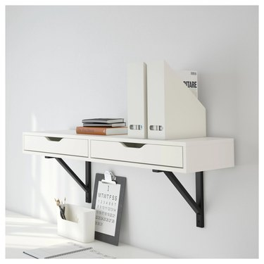 Ekby Alex Shelf Drawer, $62.99