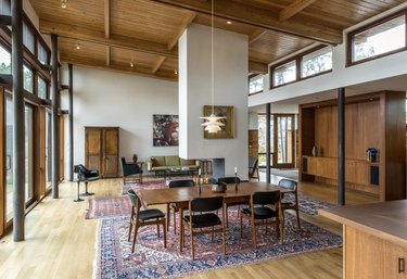 Great Room by Hammer Architects