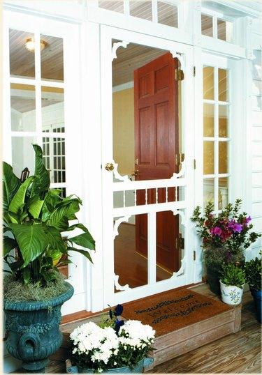 What Is a Storm Door?