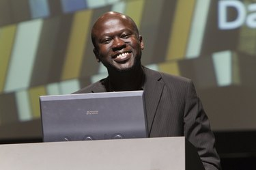Ghanaian-British Architect in London