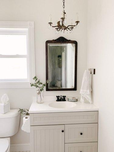 Bathroom Ceiling Lighting Idea by Sarah Jane Interiors