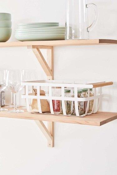 Yamazaki storage basket