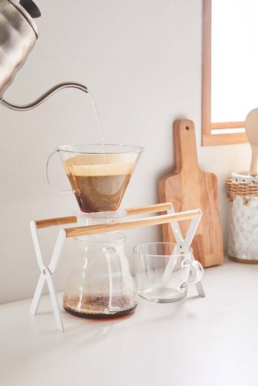 Yamazaki coffee stand