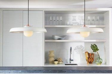 Hoist pendant light fixture by Rich Willing Brilliant
