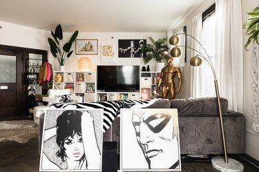 CC Boom's Living Room
