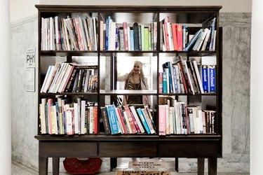 CC Boom's Bookcase