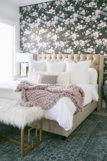 Lauren Bushnell's Bedroom by Carla Choy