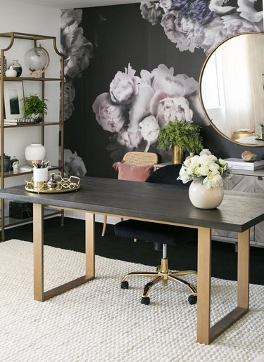 Shay Mitchell's Office by Carla Choy