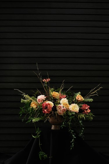 Dutch Masters style florals.