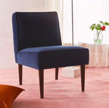 Urban Outfitters Montclair Velvet Chair, $399
