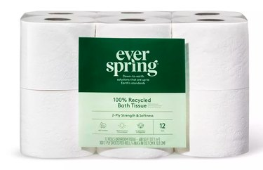 Ever Spring Recycled Toilet Paper - 12 count, $5.99