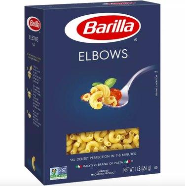 Barilla Elbow Pasta, $1.39