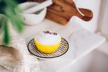 Homemade Lemon Air Freshener