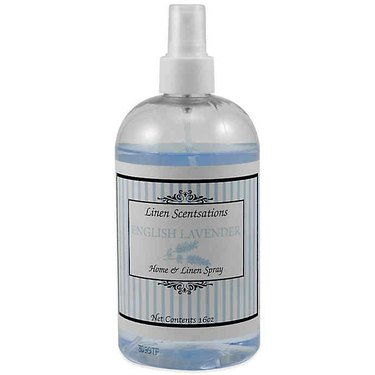 Linen Scentsations 16 oz. English Lavender Home & Linen Spray, $5.99