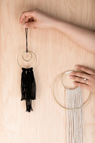 DIY Yarn Wall Hanging with Amy Kim from Homey Oh My
