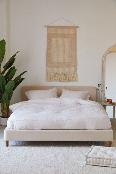 Urban Outfitters Riley Platform Bed
