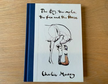 """The Boy, the Mole, the Fox and the Horse"" Book"