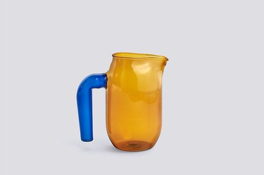 two tone tinted carafe