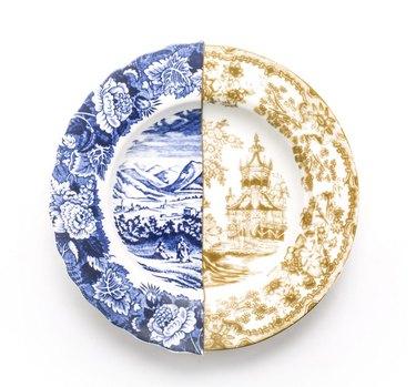 Seletti Hybrid Chinoiserie Dinnerware
