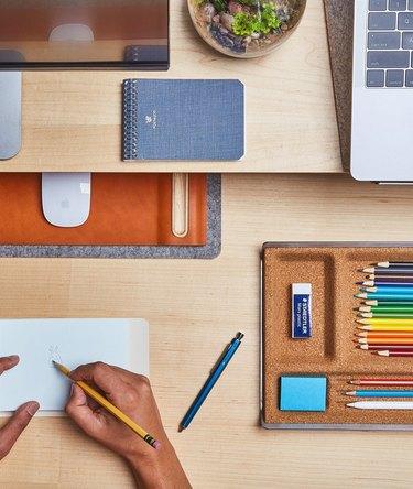 Chic Desk Supplies