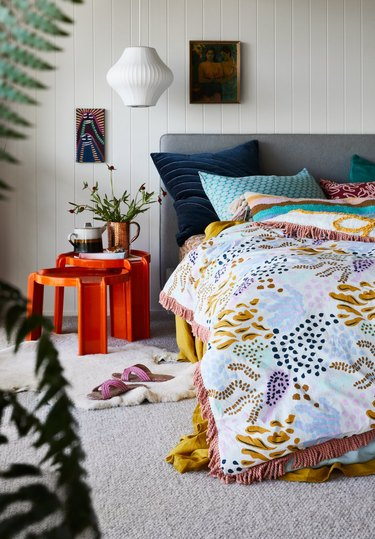 Australian brand Sage and Clare textiles and pillows