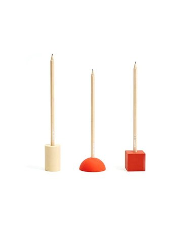 Areaware Eraser Pencil Set