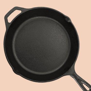 cast-iron pan