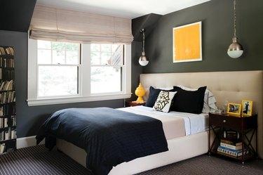 small bedroom pendant lighting