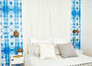 tie dye removable wallpaper