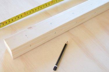 DIY S-Hook Shelf
